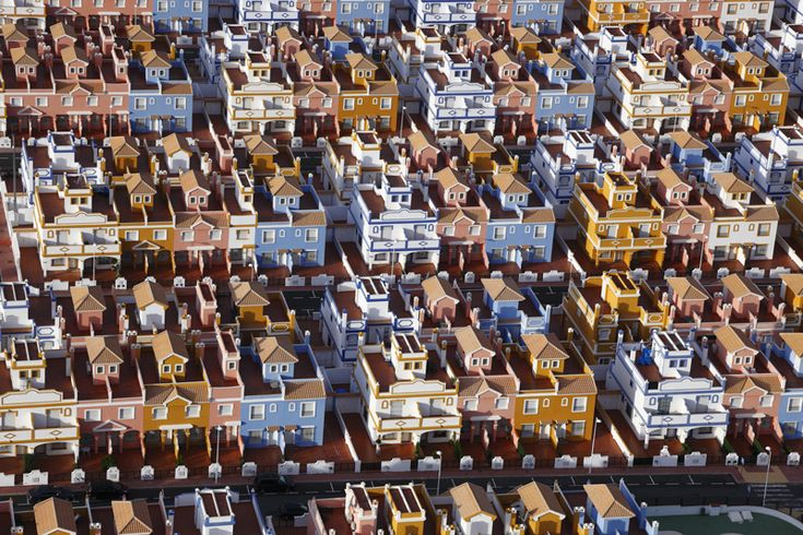Model housing, 2012 (Steve Brockett)