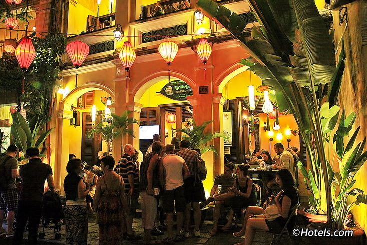 Hoi An restaurants - Morning Glory + Cargo Club