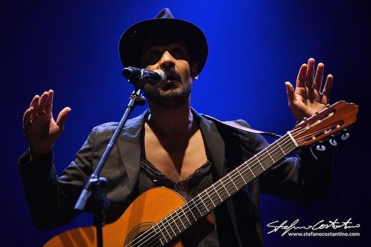 http://www.stefanocostantino.com/ 20120704 - ROMA - Alessandro Mannarino in concerto al Centrale Live Foro Italico di Roma. Photo: Stefano Costantino