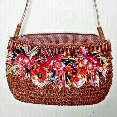 WE ♡ SUMMER!!! New lovely summer bags Art'MadeBijoux