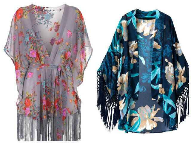 """Trend Alert: This new """"IT"""" piece bring a lot of movement and playfulness in your avatar. Bohemian Kimonos with Fringes all the rage nowadays, read all about it on blog! #fashion, #trend, #fashiontrend, #fringes, #kimonos, #fringekimonos, #bohemian, #bohochic, #fblogger, #blogger, #blogupdate, #grlinhighheels"""