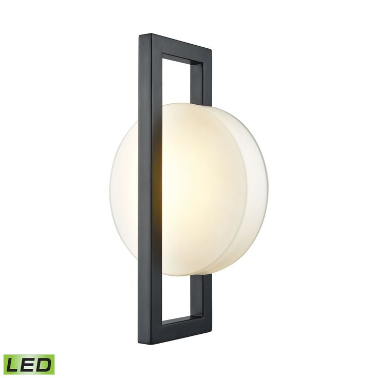 42530/LED - elk lighting - Zulle LED Outdoor Wall Sconce