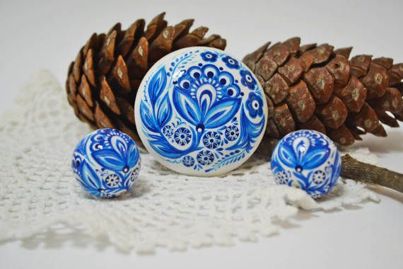 Special order  Kristine Reihmane Cabochon and 2 by IGORartPAINTING