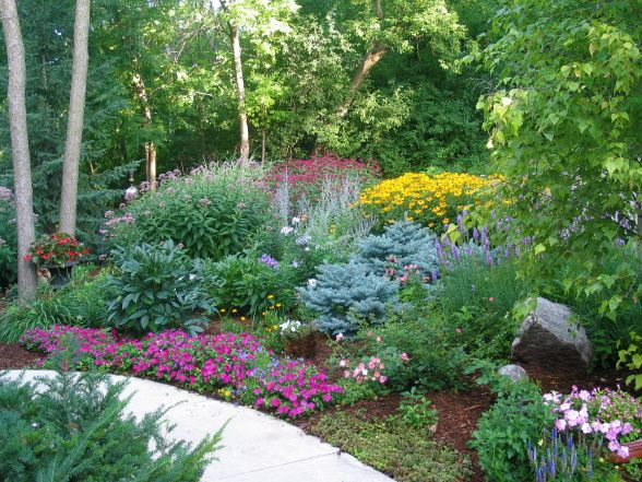 20 Wonderful Perennial Gardens Ideas Design Inspiration