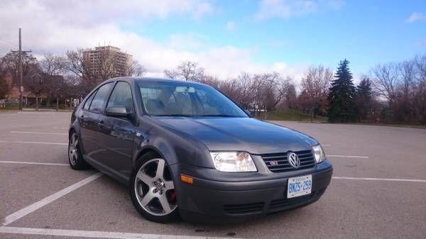 2003 Volkswagen Jetta GLI 24v VR6 $3499