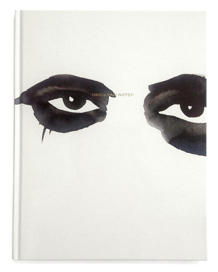 Book cover of the Marchesa Casati Autumn Winter 2016-17 collection drawn by…