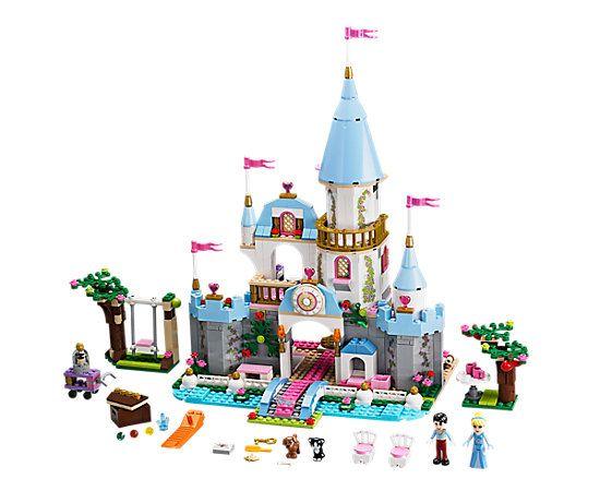 Cinderellas Prinzessinnenschloss