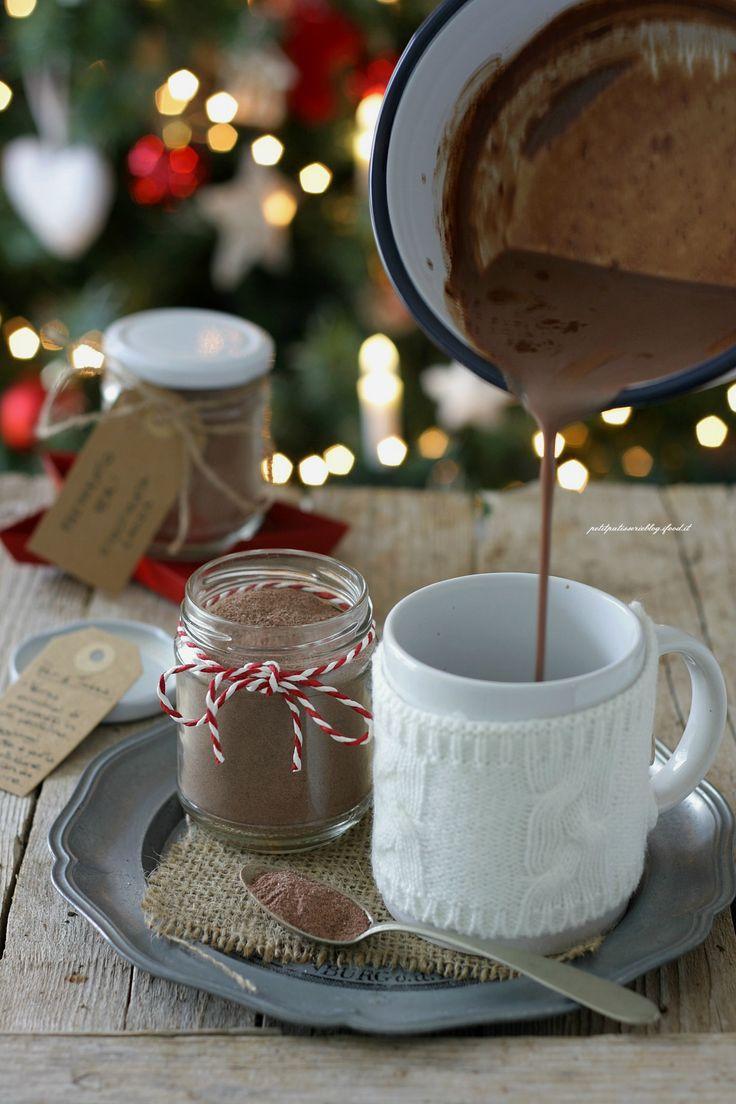 Preparato per cioccolata calda {idea regalo}