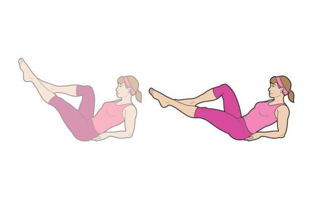 Exercises for a Flat Stomach You Can Do in Under 10 Minutes