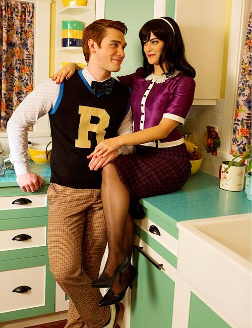 Riverdale || Archie and Veronica
