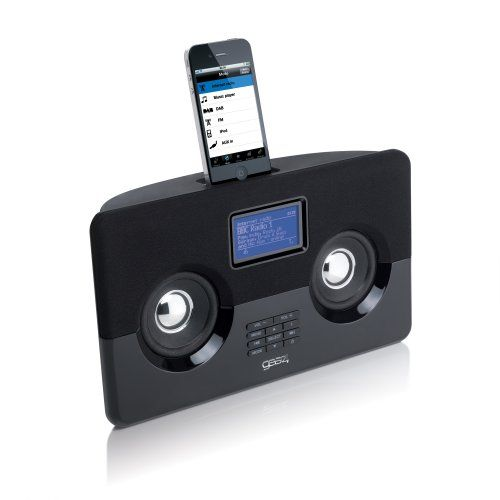 Gear4 PG527UK HouseParty Airwave - FM / DAB / Internet Radio with iPhone/iPod Dock has been published at http://www.discounted-home-cinema-tv-video.co.uk/gear4-pg527uk-houseparty-airwave-fm-dab-internet-radio-with-iphoneipod-dock/