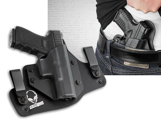 Alien Gear Cloak Tuck IWB Holster (Inside the Waistband)