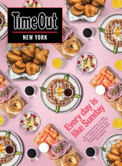 Time Out (New York) - Coverjunkie.com