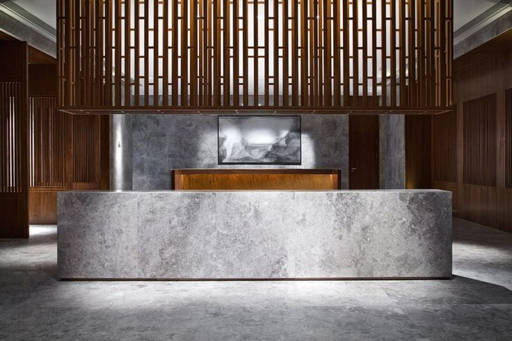 What a fantastic first impression this reception desk makes for your office and your company's profile!