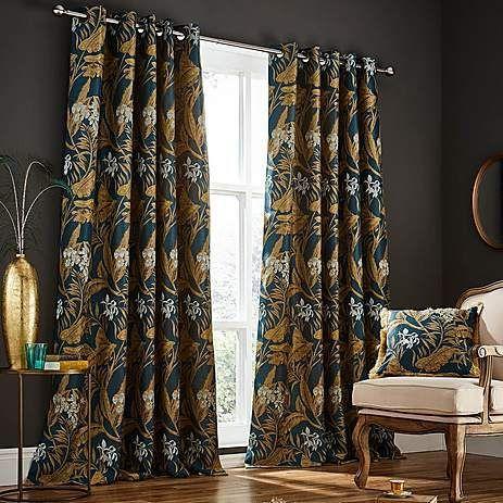 Die besten 25+ Eyelet curtains inspiration Ideen auf Pinterest - ideen fur gardinen luxurioses interieur design