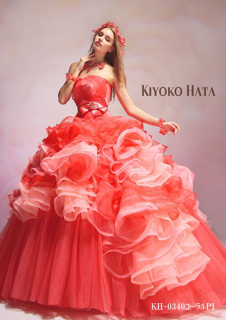 2014新作ドレス|A911T-pink-879_princess
