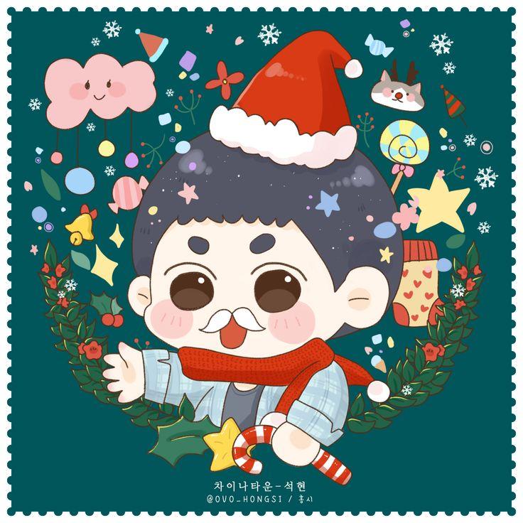 크리스마스야 보검해 161224 [ 출처 : 홍시 https://twitter.com/OVO_HONGSI/status/812675117939425280 ]