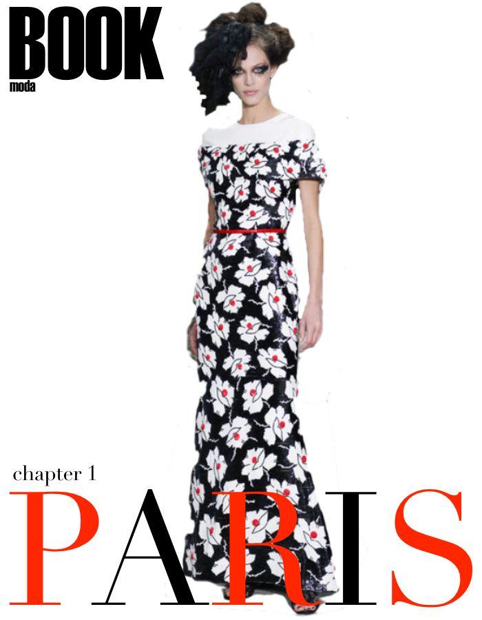 Cover Chapter 1 - Paris. #HauteCouture #catwalks #fashion #woman #style #clothes #dress #look