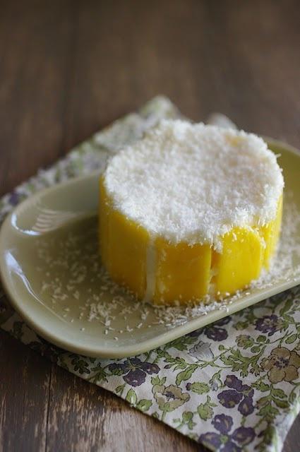 Coconut Mousse | Recipes - Sweet Stuff | Pinterest
