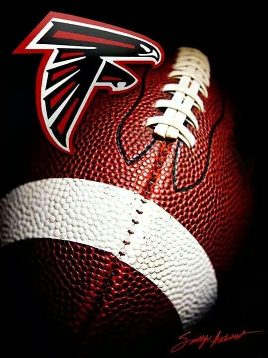 Atlanta Falcons Football, baby!!!!