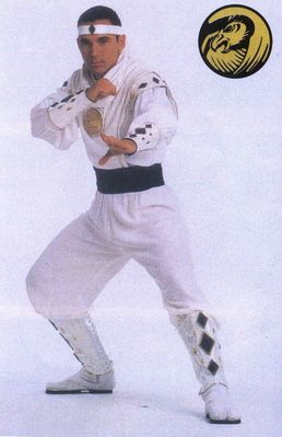 power rangers tommy ninja ranger | Power Ranger Super Legends: Mighty Morphin