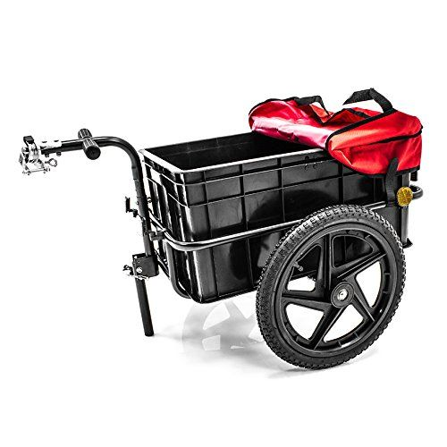 Amazon.com: Challenger SCOOTER TRAILER for Pride Mobility Scooters Heavy Duty - Large Tires: Health & Personal Care