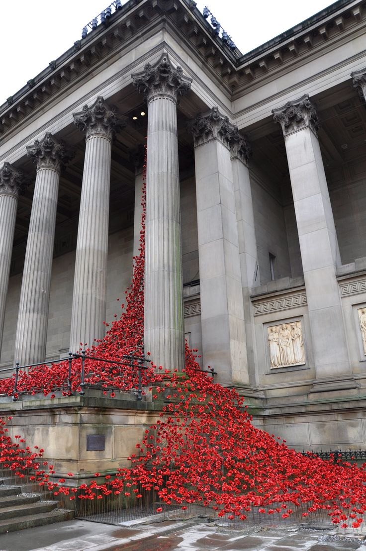 https://flic.kr/s/aHsknHW18W | Weeping Window & Cenotaph | St Georges Hall, Liverpool