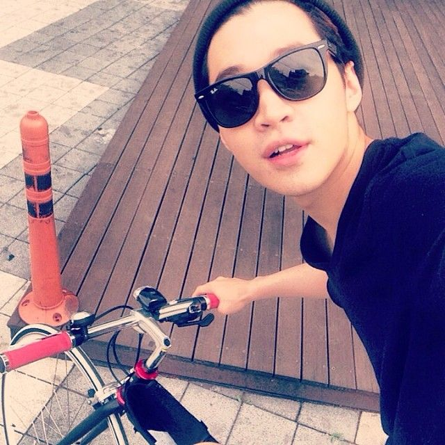 Henry Lau (@henrylau89) morning bike