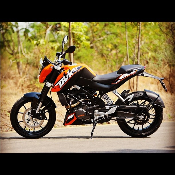 14 Best KTM Duke 200 Images On Pinterest