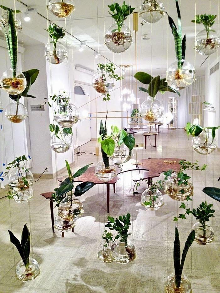 Nueva tendencia decorativa, jardines verticales interiores | Decorar tu casa es facilisimo.com