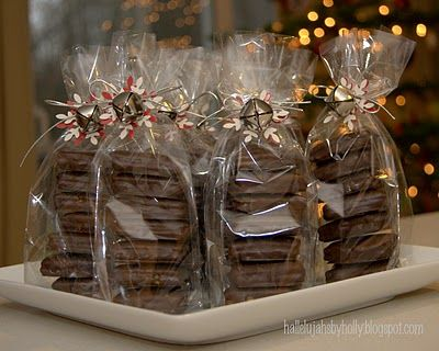 cookie exchange party ideas plus homemade butterfingers