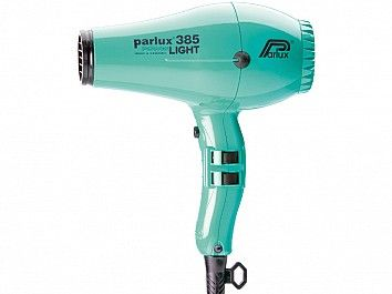Parlux Powerlight 385 Hair Dryer- Aquamarine