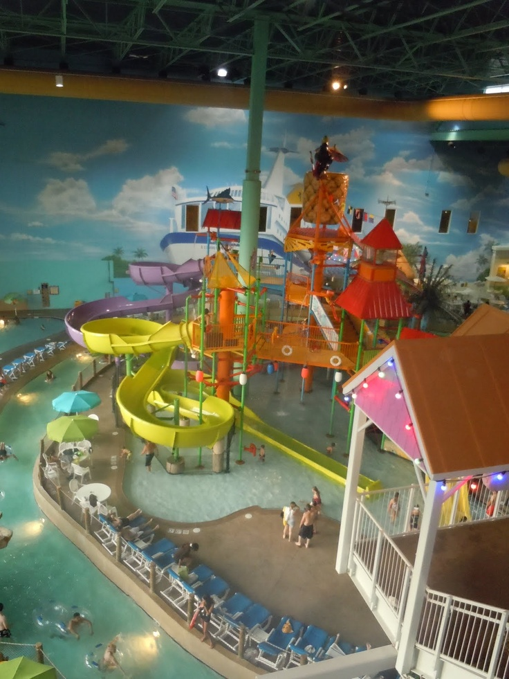 Great Wolf Lodge water park and resort will replace Key Lime Cove outside Great America in July. Great Wolf Lodge will open in Key Lime Cove's old spot in Gurnee, Illinois, in July.
