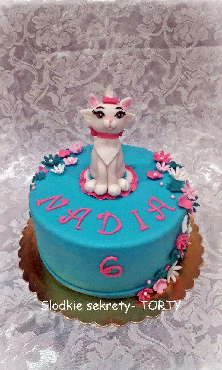 Kitty Marie cake