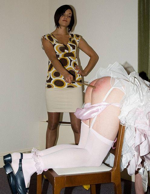 Sissy maid chastity spank ahoy