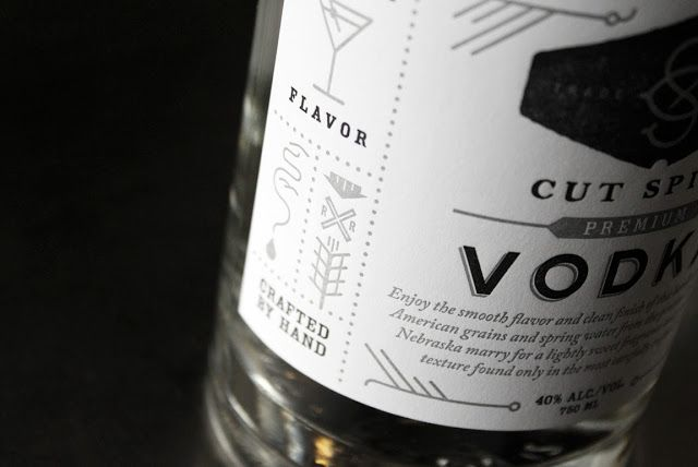 Cut Spike Distillery on Packaging of the World - Creative Package Design Gallery