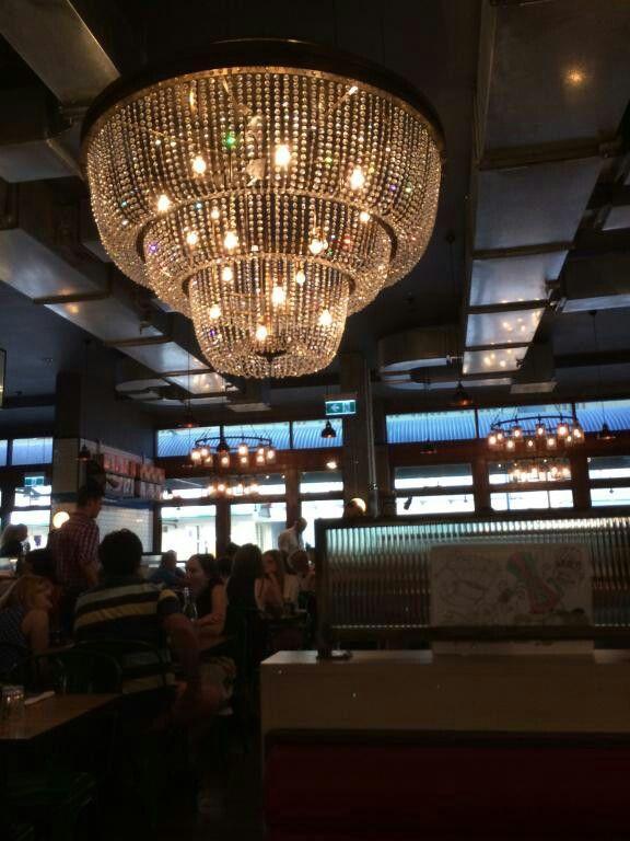 Jamie oliver restaurant in perth....