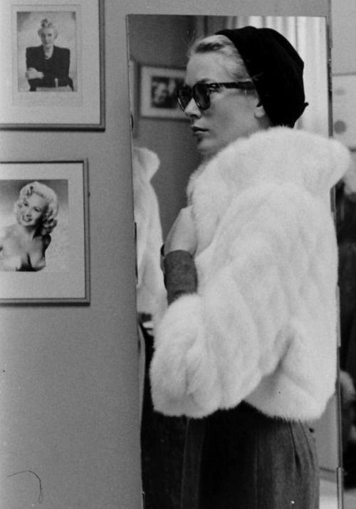 Grace Kelly / 1956