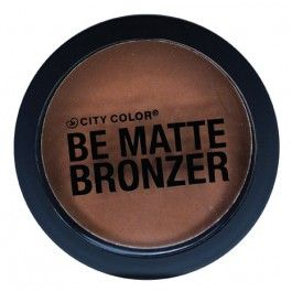 Be Matte Bronzer | City Color Cosmetics - City Color Cosmetics