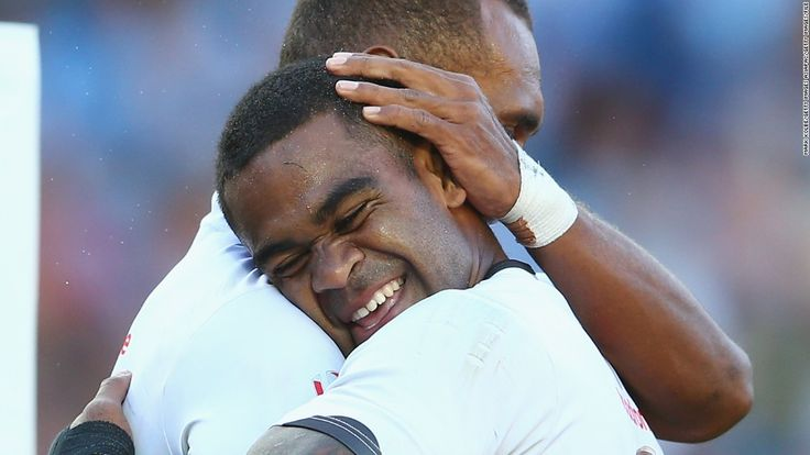 "They're favorites to win  rugby sevens gold at the Rio Olympics this month -- and Fiji head coach Ben Ryan is urging his players to show their ""mystical"" style."