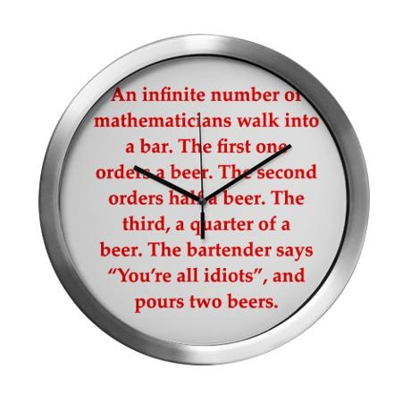 clock- not school appropriate but very funny!