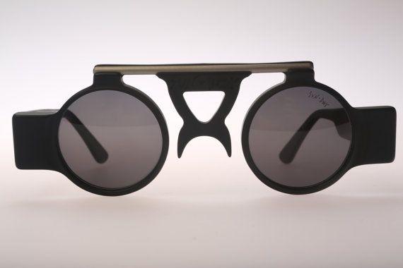 Sun Boy SB06 / 90 s lunettes de soleil Vintage / par CarettaVintage, $375.00