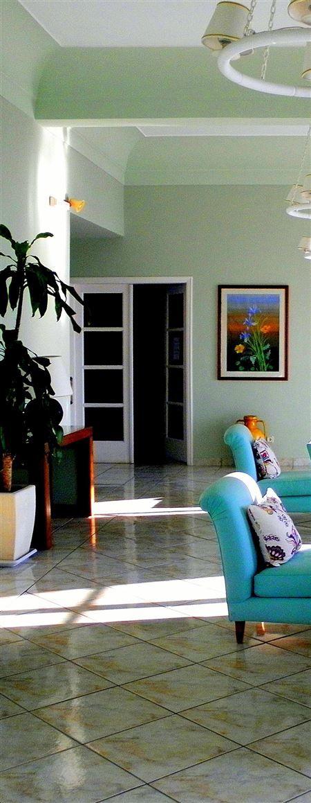 Santorini hotel lobby == for more photos, visit our page ======   Azamara Club Cruises - Greek Island Cruise July 2015