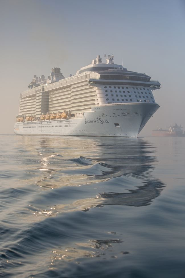 Royal Caribbean cruises from New Jersey On