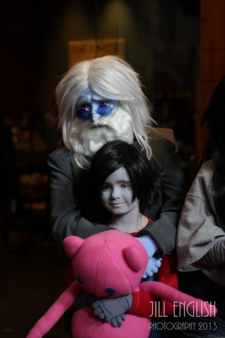 Adventure Time Simon And Marcy Cosplay Oh My Glob