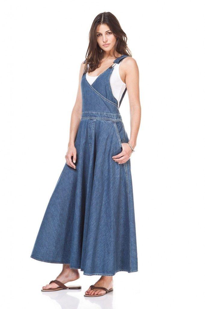 vestidos de jeans levis - Buscar con Google