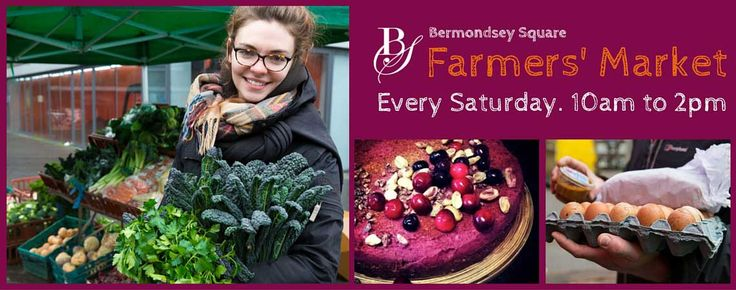 Bermondsey Farmers Market London brims with quality fresh made, sustainable organic produce. Award winning producers serve dairy, meat, seafood, vegetarian