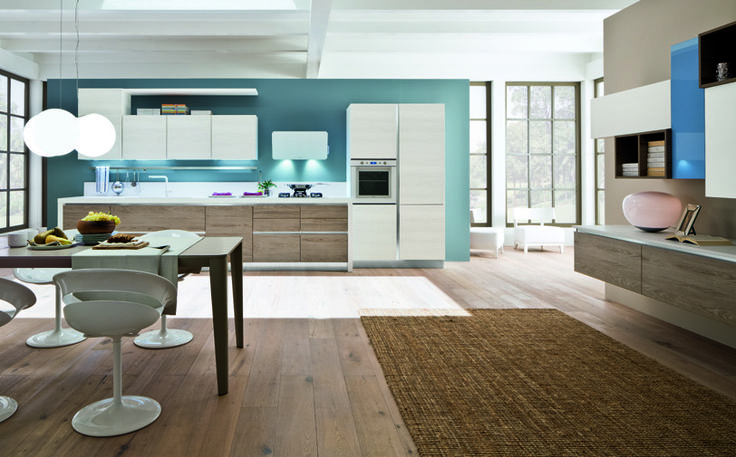 Arrex le cucine official web site kitchen pinterest for Pareti colorate casa moderna