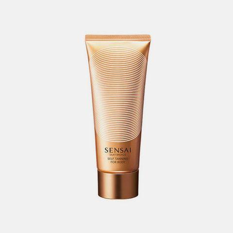 Solares : SENSAI Silky Bronze: SELF TANNING for BODY