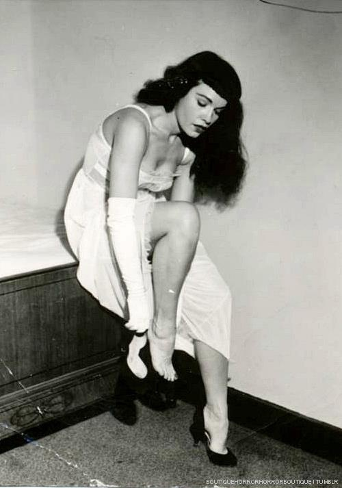 200 Best Pin Up Beauty Bettie Page Images On Pinterest